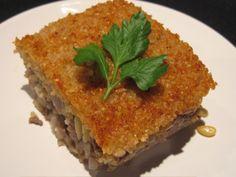 Lebanese Kibbee Recipe