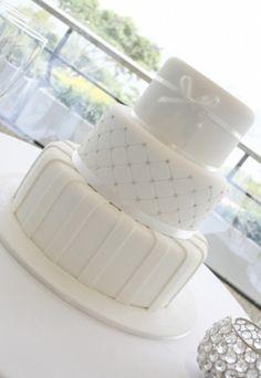 Decoraciones Para Bodas Elegantes   tendencias en bodas 2013 tortas vintage con decoraciones de apliques ...