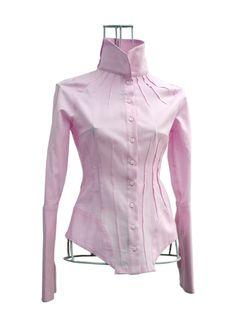 Momo - KEN OKADA PARIS cotton pique #madeinFrance  #Fashiondesigner…