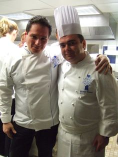 Corporate Executive & Michelin Starred Celebrity Chef Gianfranco Chiarini.