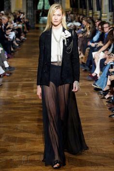 Lanvin at Paris Fashion Week - SS 2017
