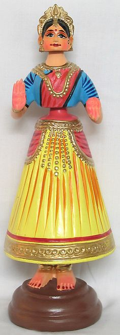 Dancing Doll (Papier Mache))