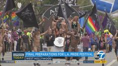LA Pride Festival to feature Resist March on Sunday
