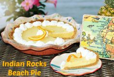 Simple, refreshing pie with a salty saltine cracker crust.  Orange-pineapple twist on the famous