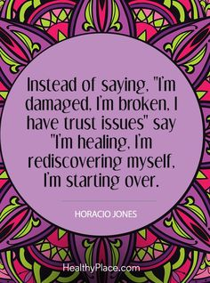 Mental Health Encouraging Quotes