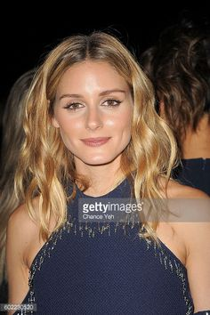 Olivia Palermo is seen at Jonathan Simkhai front row during September 2016 MADE Fashion Week The Shows at The Arc Skylight at Moynihan Station on...