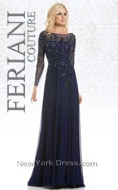 Feriani 26145 - NewYorkDress.com