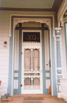 Nice Victorian Screen U0026 Storm Door |Southern Bell Model | Www.