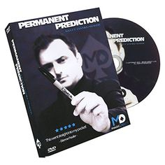 MMS Permanent Prediction DVD and Gimmick by Matt DanielBaker  Trick ** Click image to review more details.