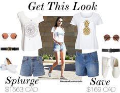 Get this look! Alessandra Ambrosio, Polyvore, Blog, Image, Fashion, Moda, Fashion Styles, Blogging, Fashion Illustrations
