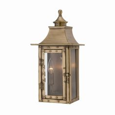 St. Charles 2 Light Outdoor Flush Mount