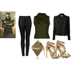 """""""Lookie Loki"""" by jolene-leu on Polyvore"""