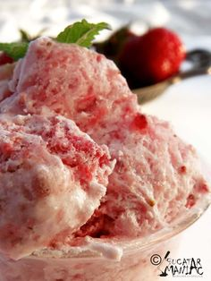 Icecream, Parfait, My Recipes, Cabbage, Deserts, Food And Drink, Sweets, Candy, Cookies