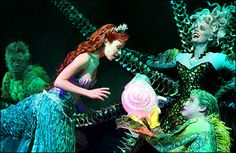 """The Little Mermaid"" on Broadway!!!"