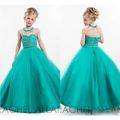 Find More Flower Girl Dresses Information about Glitz 2017 Hunter Green Halter little Kids Girl's Pageant Dress Ball Gowns Toddler Beaded Crystals Flower Girl Dresses for Teens,High Quality dresses for larger women,China dress wholesale free shipping Suppliers, Cheap dress up black dress from Suzhou Wedding Love Store on Aliexpress.com