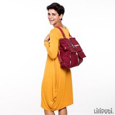 Liliputi® Mama Bag Nawaho | Liliputi baby shop Side Bags, Baby Wearing, Baby Shop, Diaper Bag, Backpacks, Shoulder Bag, Shopping, Collection, Style