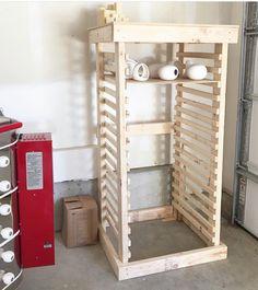 drying shelf