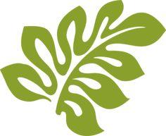 Hibiscus Leaf Clip Art