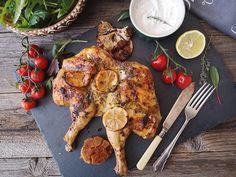 Quesadilla cu Pui si Cascaval - Bucataresele Vesele Romanian Food, Tandoori Chicken, Chicken Wings, Tiramisu, Fondant, Pizza, Ethnic Recipes, Pastries, Syrup