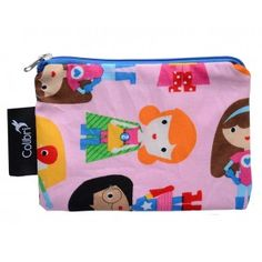 Colibri Reusable Snack Bag - The Colibri Small Reusable Snack Bags are a handy 4 x 6 inches - bigger than you think! Eco Kids, Boite A Lunch, Sandwich Bags, Snack Bags, Reusable Bags, Safe Food, Bag Making, Back To School, Lunch Box
