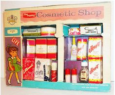 My Merry Cosmetic shop-1960.