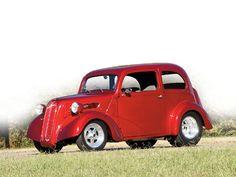 48 Ford Anglia, Sweet.....gotta get a bigger garage...
