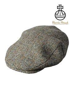 a642212ad0 18 Best Harris Tweed Caps images in 2016 | Baker boy cap, Flat cap ...