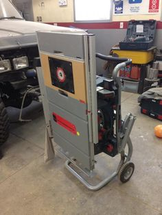 bosch 4100-09 table saw collapsed with router insert extension
