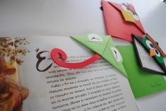 My invitations were in fact bookmarkers.