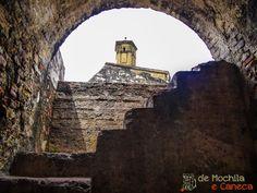 Castillo San Felipe de Barajas - Paiol