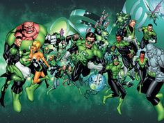 Green Lantern Set To Appear In Justice League