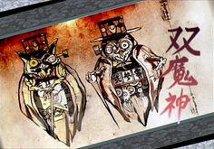 Japanese Traditional Mythology    Outsider Japan / Okami and Japanese Mythology