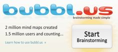 Mind map and brainstorm online with Bubbl. Create colorful mind maps to print or share with others. Millions of people are using Bubbl.us worldwide to generate ideas, map out processes and create presentations. Teacher Websites, Cool Websites, Teaching Activities, Teaching Tools, Teaching Ideas, Writing Resources, Teacher Resources, Mind Map Online, I Mind Map