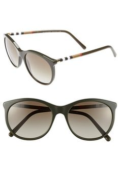 f70bbe3c54 Burberry 55mm Cat Eye Sunglasses available at  Nordstrom Discount  Sunglasses