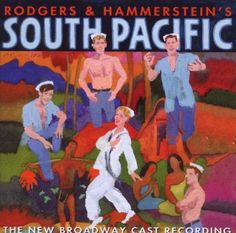 Amazon.com: Rodgers and Hammerstein's South Pacific (The New Broadway Cast): Richard Rodgers, Oscar Hammerstein II, Kelli O'Hara, Paulo Szot, Matthew Morrison, Loretta Ables Sayre, Danny Burstein: Music