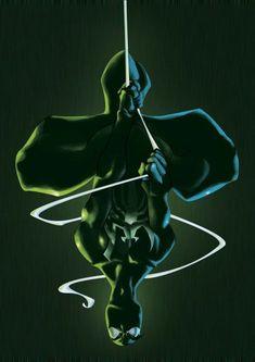 spidey black by ~16siddhartha