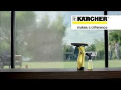 Karcher Window Vac Video - Available from BuySpares.co.uk