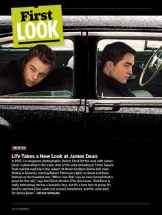 Primeiro Still Oficial De LIFE Com Robert Pattinson