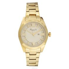 Часы женские наручные Kenneth Cole, цвет: золотистый. 10023857 - купить в разделе бытовая техника часы женские наручные kenneth cole, цвет: золотистый. 10023857 по лучшей цене от интернет-магазина OZON.ru