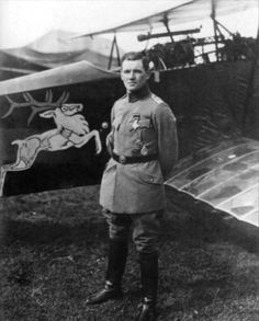 Carl Degelow WW1 Pilot