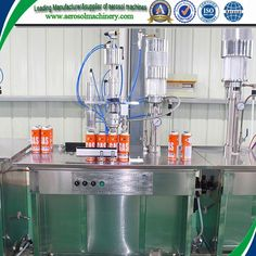 line marking aerosol spray paint filling machine with CE certification     More: https://www.aerosolmachinery.com/sale/line-marking-aerosol-spray-paint-filling-machine-with-ce-certification.html
