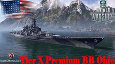 Tier X BB Ohio. Well, she is a monster with very powerful guys and amazing secondaries. World of Warships Community Contributor New Referral Prog. Opera House, Ohio, Boat, Community, World, Building, Travel, Columbus Ohio, Dinghy