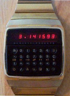 HP calculator watch   Flickr - Photo Sharing!