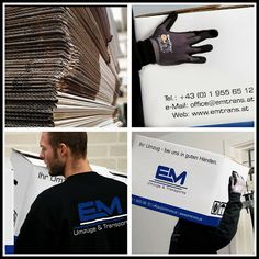 Umzug in Wien EMTRANS GmbH: FULL-PACK-SERVICE