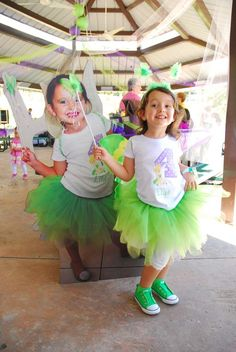 Tinkerbell & Fairies Birthday Party Ideas | Photo 12 of 42 | Catch My Party