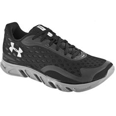 Click Image Above To Buy: Under Armour Spine Rpm: Under Armour Men's Running Shoes Black/silver