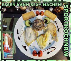 """""""Liebe geht durch den Magen"""" oder wenn das Essen sexy macht!: Senf-Schollenfilet an gebratenenNaturreis mit bra..."""