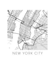 Awesome wall art from ikea i cant believe i just wrote that a new york city map print malvernweather Gallery