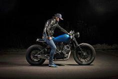 "Yamaha XV 750 ""Cosmic"" by ER Motorcycles"