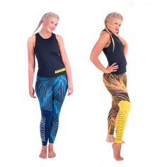 Uima-asu on naisen vaikein vaate. Sinä tiedät sen, me tiedämme sen. Aguamiu-uimaleggingsit on vesiliikuntaa harrastavan tai sitä vielä välttelevän naisen uusi lempivaate.  Uimalegginsit on nilkkapituinen ja ihonmyötäinen, uimapukukankaasta valmistettu uimavaate. Ne saavat sinut tuntemaan olosi huolettomaksi ja varmaksi. Aguamiu-uimalegginsit lämmittävät, peittävät, korostavat oikealla tapaa, tuovat lisää itsevarmuutta ja ennen kaikkea pysyvät aina oikealla kohtaa. Asu, Capri Pants, Fashion, Moda, Capri Trousers, Fashion Styles, Fashion Illustrations